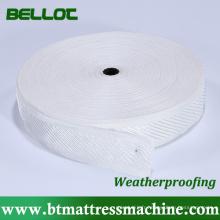 100 % polyester matelas Tape Edge