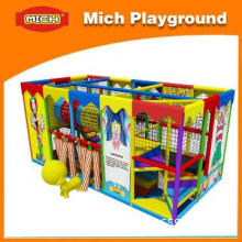 MIch new design popular indoor climbing nets for kids with CE TUV