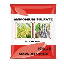 2018 кристалл сульфата аммония кристаллический сорт капролактама