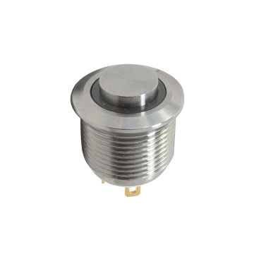 Interruttori a pulsante metallici da 16 mm a LED