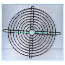 Металлическая Защитная Решетка Вентилятора Сетка Вентилятора Крышка Решетка