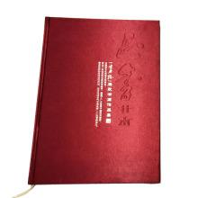 Impressão de papelaria de alta qualidade personalizada
