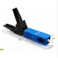 Conector Rápido de Fibra Óptica Sc APC / Upc