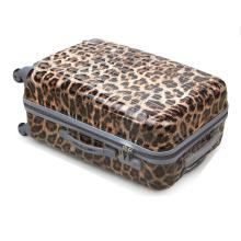 Roue universelle de boîte de bâton de léopard 24 pouces et motocycle de bagage de bagage de 20 pouces