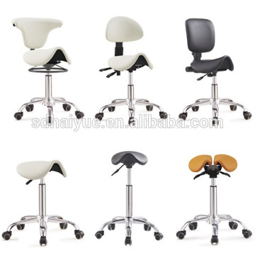 2017 Haiyue Alibaba chairs office Conference Chair PU PVC leather office chair