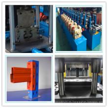 Pilar vertical de almacenamiento de metal rack /column/ rollo formando equipo
