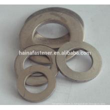 Rondelle plate en acier inoxydable 304/316, m5 rondelle plate en acier inoxydable