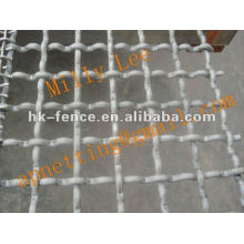 Woven Wire Steel Screens Quarry Screen Mesh