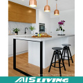 Muebles ULTRAVIOLETA de los muebles de cocina del estilo asiático del color doble (AIS-K247)