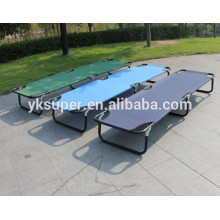 Good quality cheap military folding portable camping bed