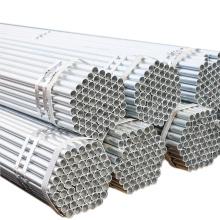 en10217 pre-galvanized steel pipe plant ! en10210 s235jr fluid galvanized round steel pipe with iso certificate