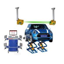 Auto Check Wheel Alignment Machine