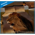 Animais africanos 3D impresso Duvet Cover Bedsheet Set