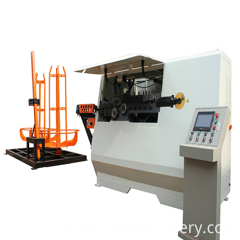 Steel Wire Bender Machine