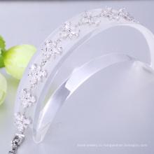 Дешевые 925 серебряный браслет,производитель браслет, Рождественский подарок