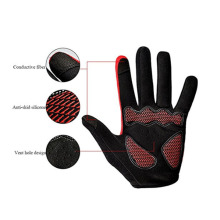 Hot New Products for Climbing Gear training fitness cycling Anti slip climbing gloves supply to Japan Supplier