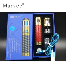 Good Quality for Stable Wood Vape Single 18650 pen style vape starter kits supply to Indonesia Importers