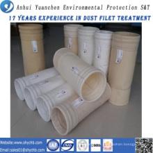Saco acrílico do coletor de poeira do saco de filtro do ar de HEPA para a indústria