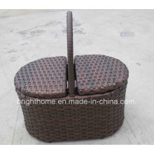 Wicker Shoe Basket Hotel Supplies Basket