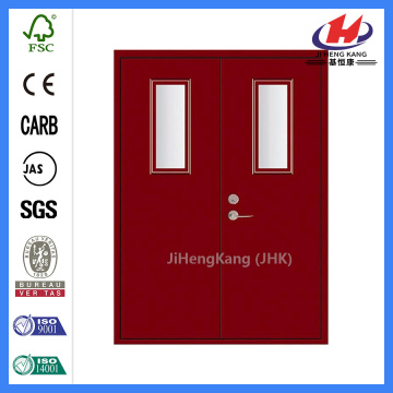 Interior Flush Flat 1 Hour Fire Rated Residential Fire Doors Firedoors