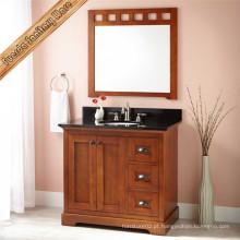 Gabinete de alta qualidade de vaidade de banheiro de qualidade superior Fed-6037