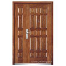 Solid Door Prevalent Entrance Gates Solid Rolling Glass Door Armored Door