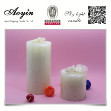 Tall Pillar Holders Candle with 10 Inch