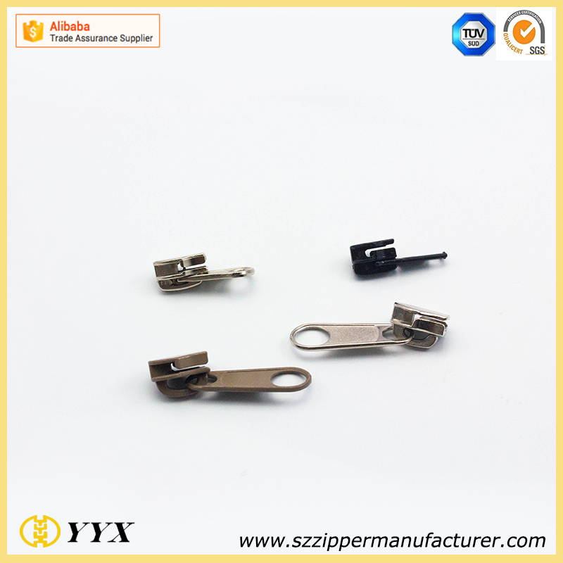 zipper slider parts