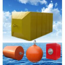 Bóias de Espuma de Revestimento de Poliuretano Garantidas ISO