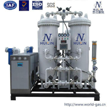 Generador de Nitrógeno de Alta Pureza (99.9995%, 120Nm3 / h)