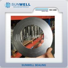 Прокладки из гофрированного металла (CGM) ASME B16.5 Фланцы (SUNWELL)