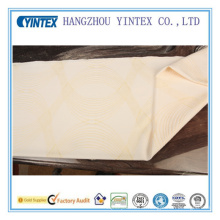 Streamline Pattern Polyester Mattress Fabric