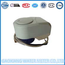 Brass Remote Reading Wired Water Meter with Controlable Valve (DN15-DN25)