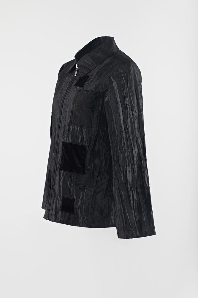 black light coat
