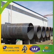 Line Pipe - SSAW - Niveau S275JR / L290 / X42