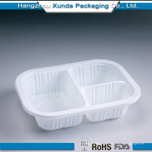 3 Fach Disposablemicrowavable Bento Box