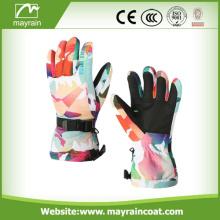 Nouveau design confortable gants de ski