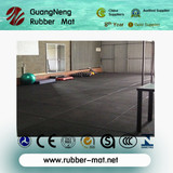 1m*1m elastic interlocking gym floors gym flooring mat