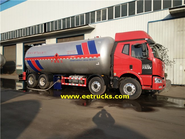 10000 Gallon Propane Tank Trucks