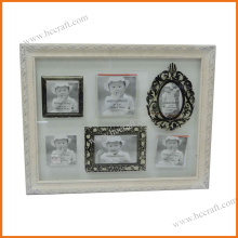Antique Wooden Photo Frame for Home Decor