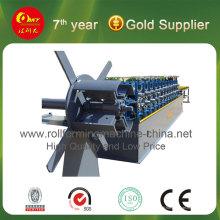 Rolling Shutter Door Roll Machine formant