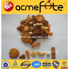 Certificação HACCP comida coreana de biscoito de arroz crocante
