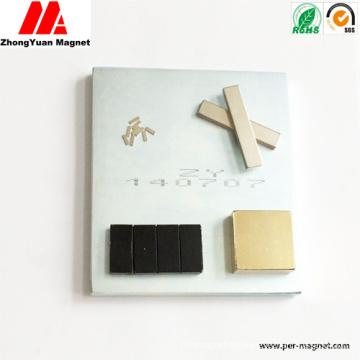 Permanent N35 Block NdFeB-Magnet für Salesinterierte NdFeB-Magnete