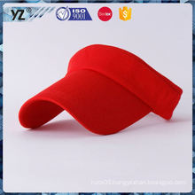 Most popular fine quality popular visor cap made in china