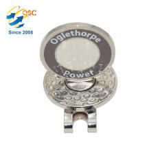 Gran calidad lindo magnético modificado para requisitos particulares Magnetic Golf Hat Clip