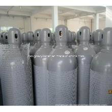 41.5L Helium Nahtlose Stahl Gasflasche