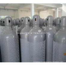 Cylindre de gaz en acier sans soudure 41,5L