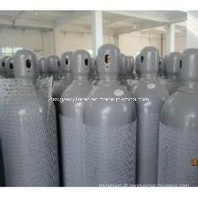 Cilindro de gás de aço sem costura Helium 41,5L