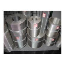 Mesh en acier inoxydable en acier inoxydable pour tissu filtrant