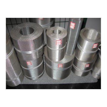 Stainless Steel Dutch Weaving Wire Mesh for Filter Cloth